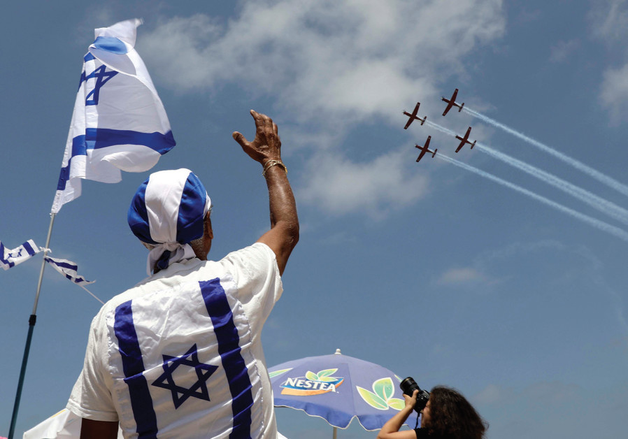 israel Airforce Tradiotional Show