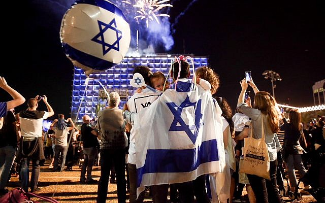 rabin square celebration